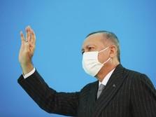 Ada Tangan Sakti Erdogan, Bank Sentral Turki Rem Bunga Acuan!