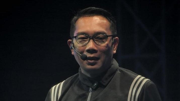 Ridwan Kamil di acara West Java Investment Summit 2020. (Dok Pemprov Jabar West Java Investment Summit 2020)