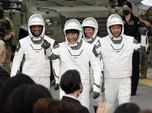 Berapa Gaji Astronot? Bisa Rp 2 M Setahun