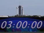 NASA dan SpaceX Kirimkan 4 Astronot ke Stasiun Luar Angkasa