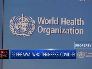 65 Pegawai WHO Dikabarkan Terinfeksi Covid-19