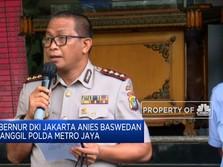 Anies Baswedan Dipanggil Polda Metro Jaya