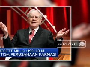 Buffett Borong Saham Farmasi