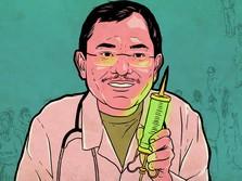Survei: Mayoritas Warga RI Bersedia Terima Vaksin Covid-19