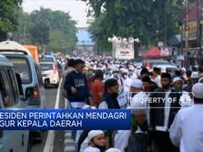 Jokowi Sindir Kepala Daerah yang Abaikan Protokol Kesehatan
