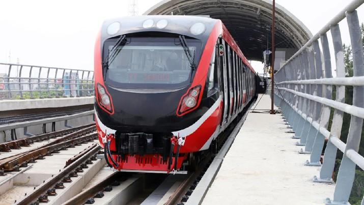 LRT Jabodebek. (Dok: PT KAI)