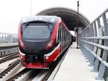 Cair! ADHI Dapat Rp 1,6 T dari Proyek LRT & Tol Banda Aceh