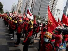 Waduh, Buruh Ancam Mogok Nasional Lagi Nih, Kok Bisa?