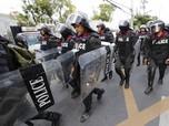 Begini Potret Demonstrasi di Thailand yang Lagi-lagi Rusuh