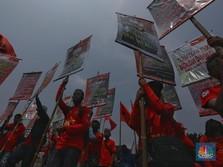 Buruh Ngegas, Desak Para Gubernur Naikkan Upah Minimum 2021
