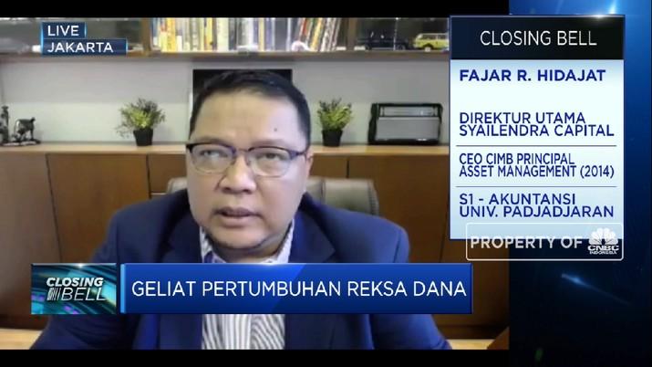Strategi Investasi Syailendra Capital Raih Pertumbuhan AUM 20%(CNBC Indonesia TV)