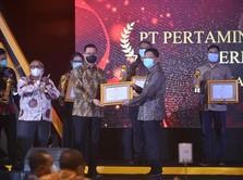 Program Sekolah Anak Percaya Diri Sabet Padmamitra Award 2020