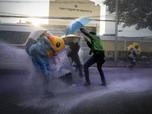 Demo 'Berdarah' di Thailand, 5 Orang Terluka Tembak