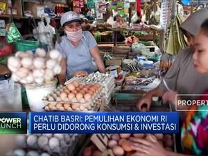 Masyarakat Gemar Menabung, Pemulihan Ekonomi Lebih Lama