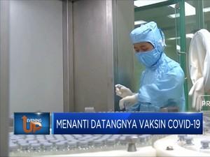 Menanti Datangnya Vaksin Covid-19