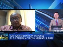 Mantan Bos Pertamina: DME Batu Bara Does Not Make Sense!