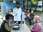 Tak Ada Alasan, Jokowi : Tindak Tegas yang Langgar Protokol!
