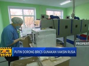 Putin Minta 5 Negara Ini Pakai Vaksin Covid-19 dari Rusia