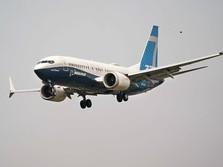Usai AS, Eropa Cabut Larangan Terbang Boeing 737 MAX di 2021