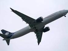 Duh! Maskapai Kanada Batalkan Penerbangan Boeing 737 MAX