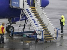 Sehari Sebelum Sriwijaya Jatuh, Boeing Didenda Rp 35 T