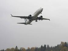 Menegangkan! Ada Masalah, Pilot Boeing 737 MAX Matikan Mesin
