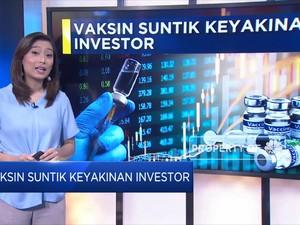 Vaksin Suntik Keyakinan Investor