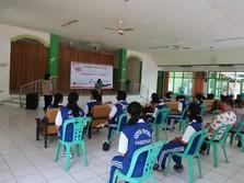Pertamina Sulawesi Berikan Pengobatan Gangguan Jiwa