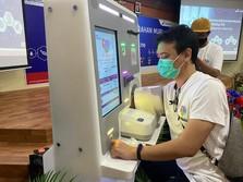 Raih Rekor MURI, Pertamina Punya Robot Dokter Pertama di RI