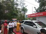 Pertamina Dirikan SPBU Modular di Universitas Riau