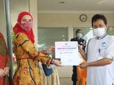 PWP Berikan Beasiswa Bagi Anak Dhuafa Di Cilacap