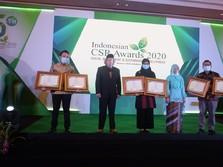 Pertamina Borong 24 Penghargaan Indonesian CSR Awards 2020