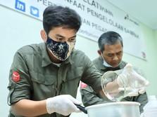 Pertamina Fasilitasi Bank Sampah Produksi Energi Terbarukan