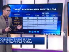 Indonesia Sang Raja Nikel & Baterai Dunia