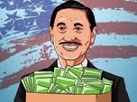 Jokowi Bangun Infrastruktur Pakai Utang, Luhut: Gak Apa-apa!