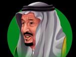 Utang Maha Dahsyat Arab Saudi Sejak Raja Salman Berkuasa