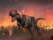 Dinosaurus Punah Karena Asteroid Tabrak Bumi & Jupiter?