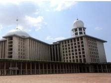 Era Jokowi Kali Pertama Istiqlal Direnovasi, Biayanya Rp511 M