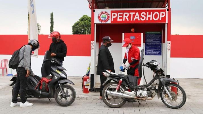 Pertamina ajak pemkab dan pemkot di Jawa Tengah DIY salurkan energi desa melalui Pertashop. (Dok: Pertamina)