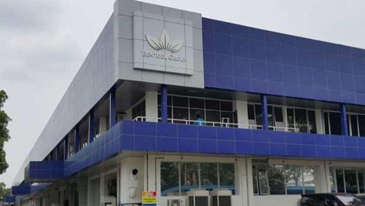 PT Bentoel Internasional Investama Tbk atau Bentoel Group.
