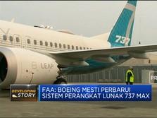 Sah! Boeing 737 Max Kembali Terbang