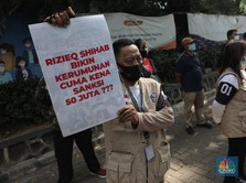 Aksi Mundur Relawan, Ini Respons Dari Satgas Covid-19