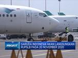 Sinyal Perombakan Manajamen Garuda Indonesia