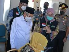 Ma'ruf Amin: Vaksin yang Digunakan RI Punya Label Halal