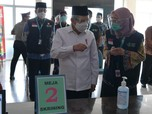 Wapres Ingatkan MUI Soal Halal Jangan Sampai Hambat Vaksinasi