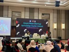 Kemendikbud Gelar Kelas Gratis Bagi UMKM & Startup Semarang
