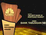 BTN Raih Penghargaan The Best Bank In Mortgage Market