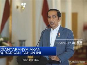 Catat! Jokowi Bubarkan 10 Lembaga Negara Di Tahun 2020