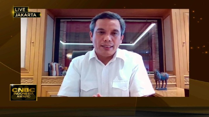 Direktur Finance, Planning, & Treasury Bank BTN, Nixon L.P. Napitupulu