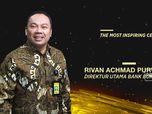 Rivan Purwantono Raih Penghargaan The Most Inspiring CEO